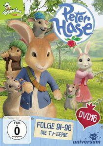 Peter Hase, DVD 16, Beatrix Potter