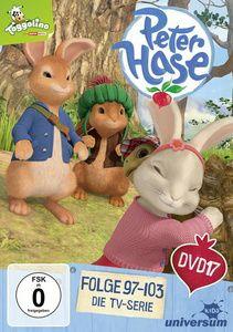 Peter Hase, DVD 17, Beatrix Potter