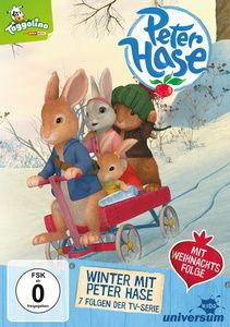 Peter Hase - Winter mit Peter Hase - DVD 8, Beatrix Potter