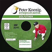 Peter Koenig - Erfolgreich Golfen - Produktdetailbild 1