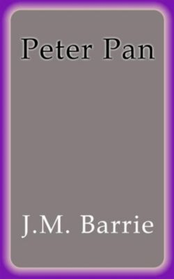 Peter Pan english, J.M. Barrie