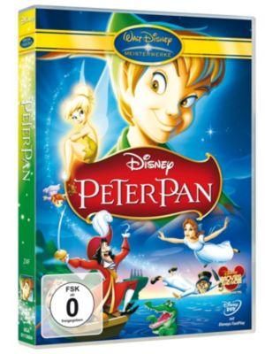 Peter Pan (Walt Disney), J. M. Barrie