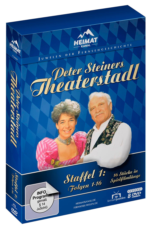 Peter Steiners Theaterstadl Staffel 1 Dvd Weltbild De