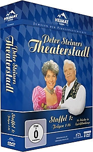 Peter Steiners Theaterstadl - Staffel 1 - Produktdetailbild 1