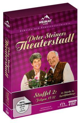 Peter Steiners Theaterstadl - Staffel 2, Peter Steiner