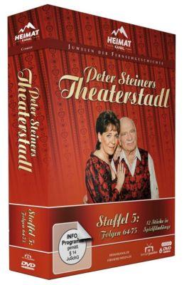 Peter Steiners Theaterstadl - Staffel 5, Peter Steiner