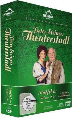 Peter Steiners Theaterstadl - Staffel 6, Peter Steiner