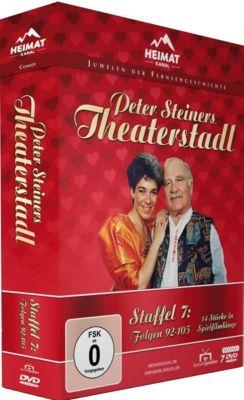 Peter Steiners Theaterstadl - Staffel 7, Peter Steiner