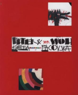 peter und der wolf buch von kveta pacovska portofrei. Black Bedroom Furniture Sets. Home Design Ideas