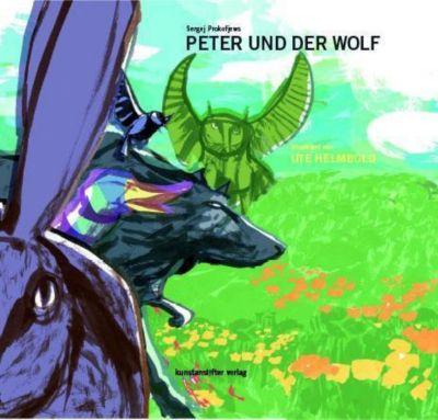 peter und der wolf buch jetzt portofrei bei bestellen. Black Bedroom Furniture Sets. Home Design Ideas