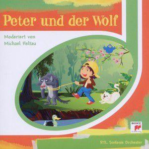Peter und der Wolf, CD, Sergej Prokofjew