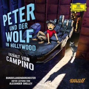 Peter und der Wolf in Hollywood, Sergej Prokofjew