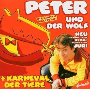 Peter Und Der Wolf/Karneval Der Tiere, Sergej Prokofjew, Camille Saint-Saens