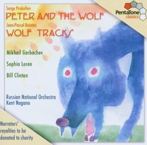 Peter Und Der Wolf/Wolf Tracks, Loren, Clinton, Gorbatschow, Rno