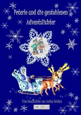 Peterle und die gestohlenen Adventslichter - Anita Heiden pdf epub