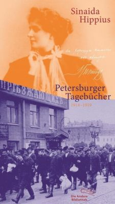 Petersburger Tagebücher: 1914-1919 - Sinaida Hippius |