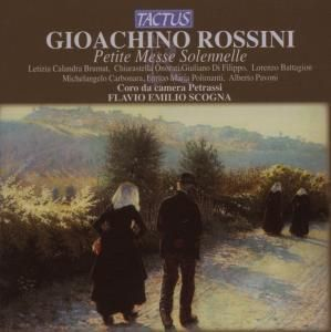 Petite Messe Solennelle, Scogna, Brumat, Onorati
