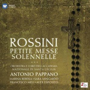 Petite Messe Solennelle, Pappano, Mingardo, Rebeka, Oascr