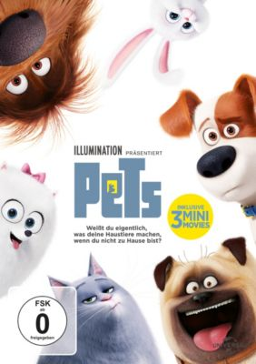 Pets, Diverse Interpreten