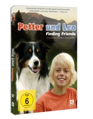 Petter und Leo, DVD, Arne Lindtner Næss, Geir Meum Olsen, Ingrid Wiese