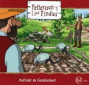 Pettersson und Findus - Aufruhr im Gemüsebeet, Audio-CD -  pdf epub