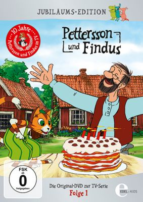 Pettersson und Findus - Das Original zur TV-Serie Folge 1, Sven Nordqvist