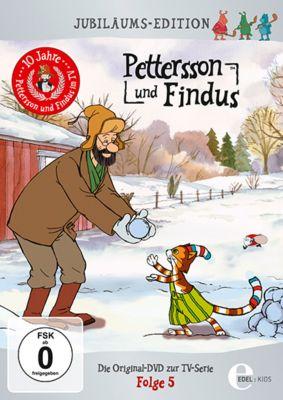 Pettersson und Findus - Das Original zur TV-Serie Folge 5, Sven Nordqvist