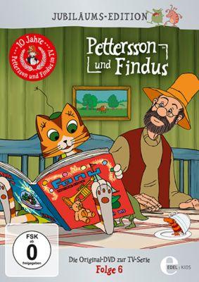 Pettersson und Findus - Das Original zur TV-Serie Folge 6, Sven Nordqvist