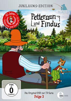 Pettersson und Findus - Das Original zur TV-Serie Folge 3, Sven Nordqvist
