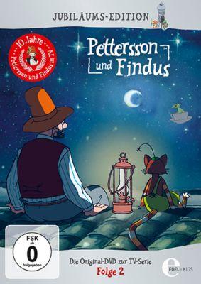 Pettersson und Findus - Das Original zur TV-Serie Folge 2, Sven Nordqvist