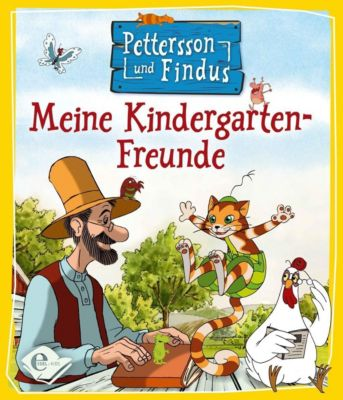 Pettersson und Findus - Meine Kindergartenfreunde - Sven Nordqvist |