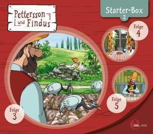 Pettersson und Findus - Starter-Box 2 (3 CDs), Pettersson Und Findus