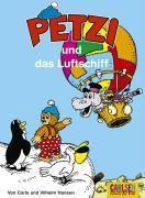 Petzi Band 39: Petzi und das Luftschiff, Carla Hansen, Vilhelm Hansen
