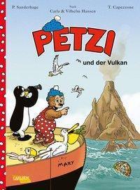 Petzi und der Vulkan, Per Sanderhage, Thierry Capezzone