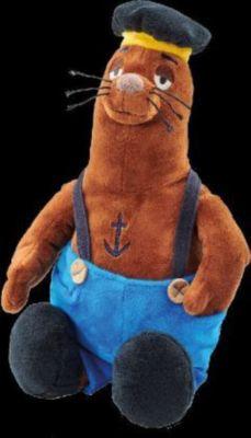 Petzi und seine Freunde, Seebär, Plüschfigur