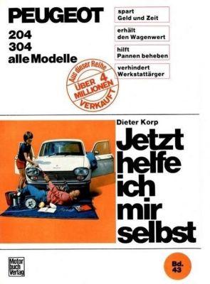 Peugeot 204 / 204 Diesel / 304, Dieter Korp