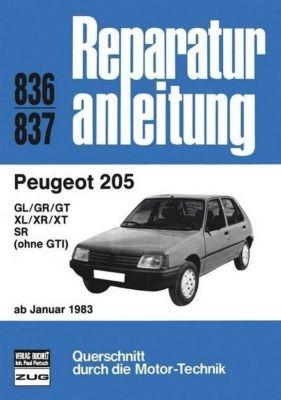 Peugeot 205 ab 01/1983