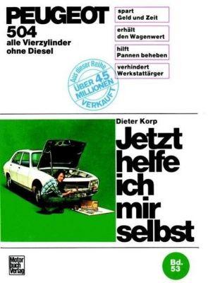 Peugeot 504 alle Vierzylinder ausser Diesel, Dieter Korp