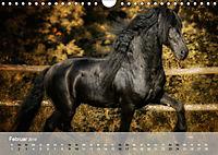 Pferde - Anmut und Stärke gepaart mit Magie (Wandkalender 2019 DIN A4 quer) - Produktdetailbild 2