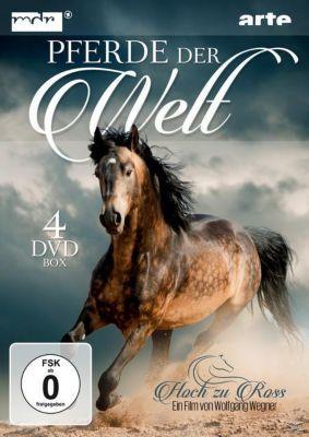 Pferde der Welt DVD-Box, Wolfgang Wegner