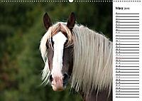 Pferde im schönen Taunus (Wandkalender 2019 DIN A2 quer) - Produktdetailbild 3