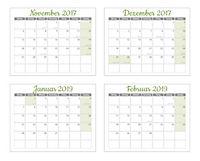 Pferde Kalenderpaket 2018, 6-tlg. - Produktdetailbild 9