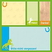 Pferde Kalenderpaket 2018, 6-tlg. - Produktdetailbild 12