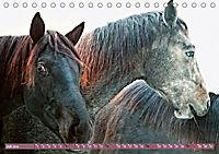 Pferde - kraftvolle Eleganz (Tischkalender 2019 DIN A5 quer) - Produktdetailbild 7