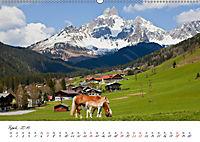 Pferde und Ponys im Paradies (Wandkalender 2019 DIN A2 quer) - Produktdetailbild 4