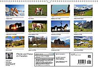Pferde und Ponys im Paradies (Wandkalender 2019 DIN A3 quer) - Produktdetailbild 13