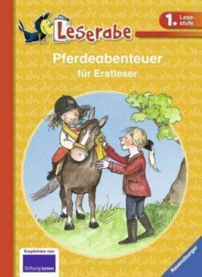 Pferdeabenteuer für Erstleser, Judith Allert, Cornelia Neudert