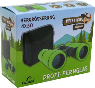 Pfiffikus - Profi - Fernglas mit Gürteltasche