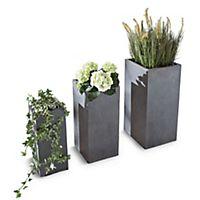 pflanzs ule mit schale albero bei weltbild bestellen. Black Bedroom Furniture Sets. Home Design Ideas