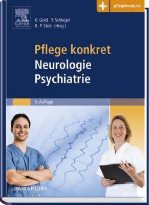 Pflege konkret Neurologie Psychiatrie -  pdf epub